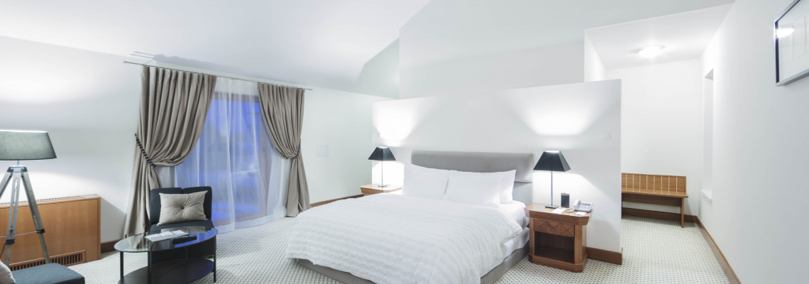 Premium apartamentai su įėjimu į VITALITY baseiną