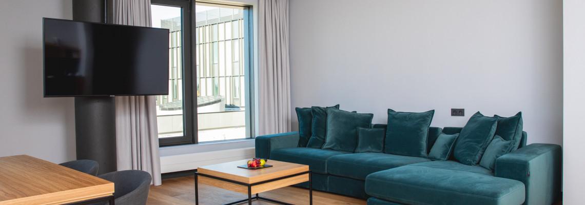 Deluxe apartamentai